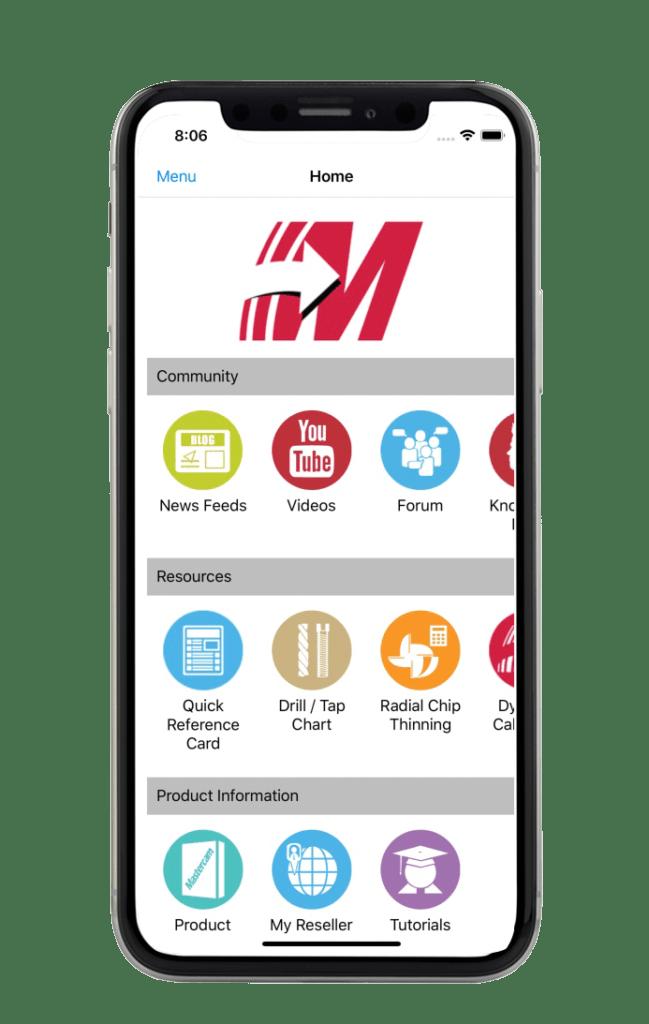 Mastercam app
